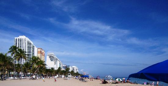 Ft. Lauderdales Beaches