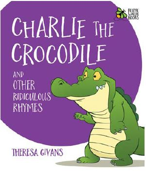Charlie The Crocodile