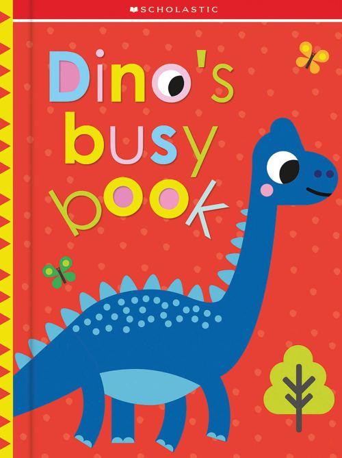 Dino's busy book