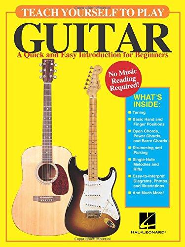Best Guitar Books for Self-Teaching