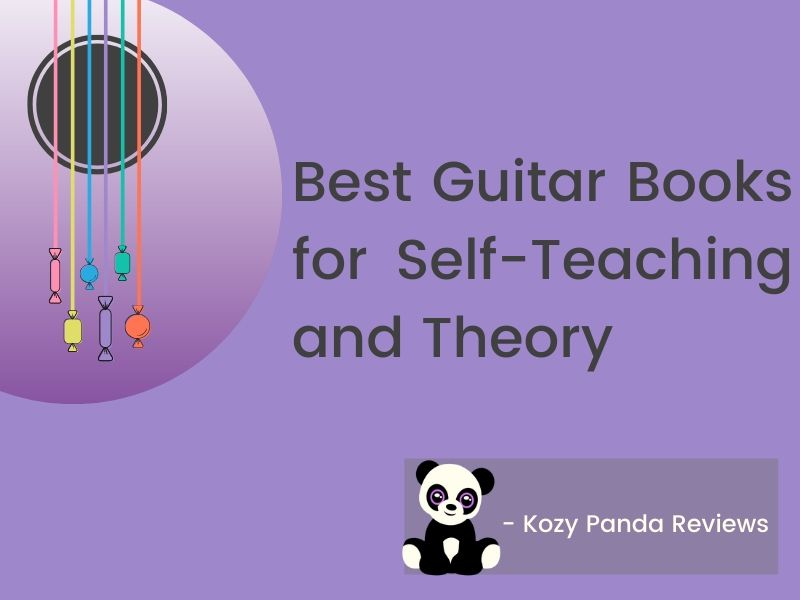 Best Guitar Books for Self-Teaching and Theory