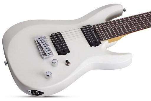 The Best Cheapest 8 String Guitars for 2020 - C 8 DELUXE SWT BODYTILT
