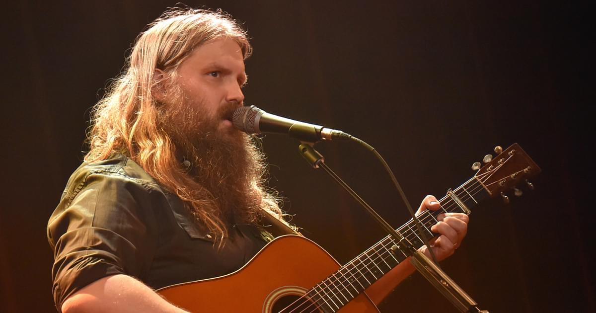 Chris Stapleton Guitar