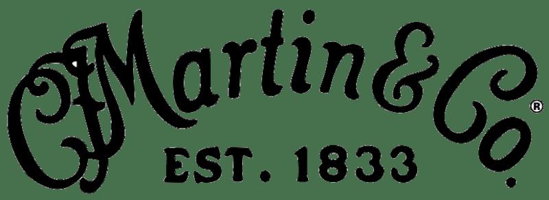 12 Best Acoustic Guitar Brands in 2021 (The Ultimate Chosen List) - Martin guitar logo