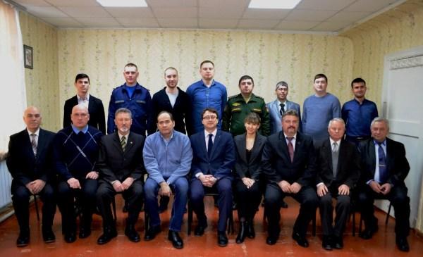 В филиале АГУ прошла защита дипломов студентов ИСИТ