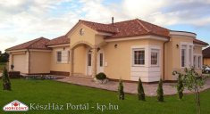 Horizont családi ház a 90-es évek végéről