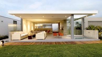 Photo of Sziget Ház Design Peruban – egy gyönyörű tengerparti otthon