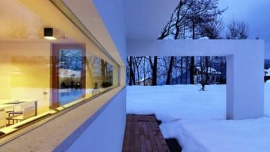 Photo of Modern vidéki Olasz minimál ház