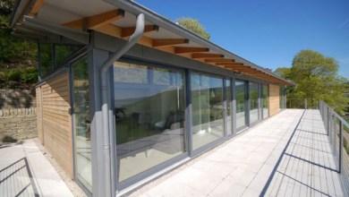 Photo of Minimális energiaigényű acélszerkezetes luxusház