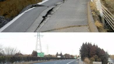 Photo of Japánban 6 nap alatt is tudnak autópályát építeni