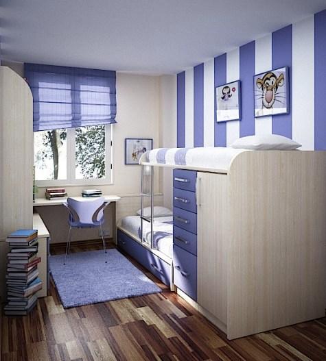 gyönyörű gyermekszobák3