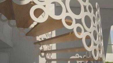 Photo of Lélegzetelállító lépcső-modellek