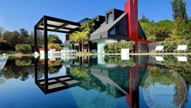 Photo of Modern villa Madridban