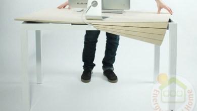 Photo of Találékony számítógépasztal