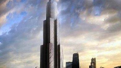 Photo of 838 méteres könnyűszerkezetes felhőkarcoló 90 nap alatt