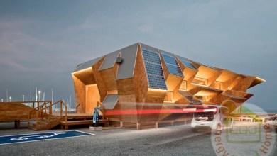 Photo of Nagyszerű spanyol napenergiás épület (videó)