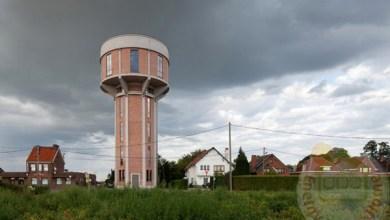 Photo of Víztorony családiház Belgiumban
