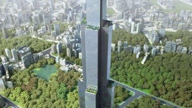 Photo of 220 emeletes könnyűszerkezetes ház 90 nap alatt