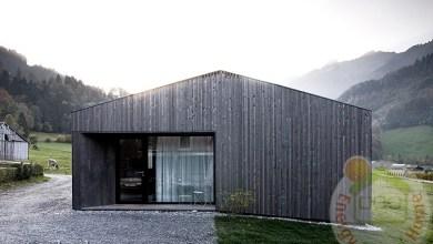 Photo of Egy kis ház Ausztriában lenyűgöző kilátással