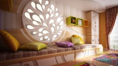 Photo of Eredeti gyerekszoba design vibráló színekkel és anyagokkal