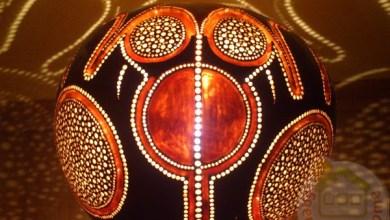 Photo of Egzotikus sütőtök lámpák