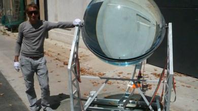 Photo of A Hold ereje: újfajta, fényenergiát felhasználó szoláris gömb