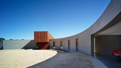 Photo of Egyedülálló módon felépített, fenntartható ház Ausztráliából