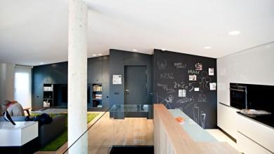 Photo of Ötletes és fiatalos lakásdizájn Spanyolországból