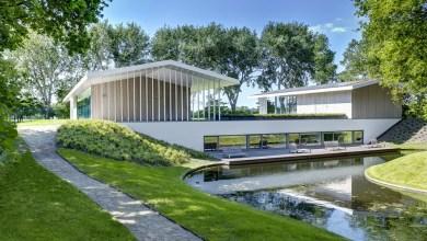 Photo of Eredeti építészeti megoldások vidéki környezetben Hollandiából