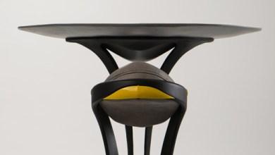 Photo of Különleges formájú, futurisztikus szék Dor Ohrensteintől