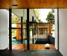 Glass-and-Wood