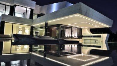 Photo of Futurisztikus családi ház Madridból