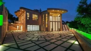 Photo of Rihanna háza Kaliforniában