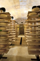 Cheese-production