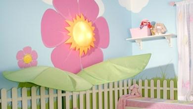 Photo of Napsugár hálószoba: nyári napfény kislányoknak