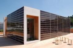 napelemes családiház