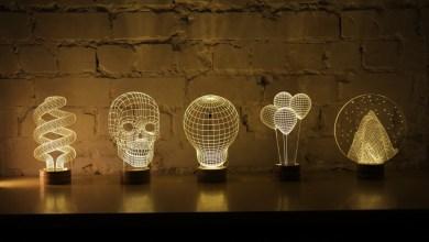Photo of Optikai illúzióval játszó lámpák