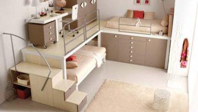 Photo of Hálószoba ötletek gyerekeknek: Tiramolla Loft Hálószoba a Tumideiről