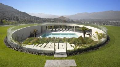 Photo of Szokatlan családi rezidencia Chilében