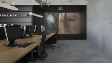 Photo of Iroda design Amszterdamban