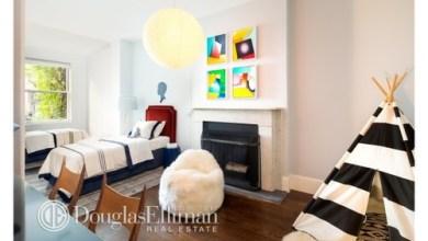Photo of Sarah Jessica Parker és Matthew Broderick eladó New Yorki háza