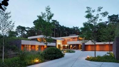 Photo of Komplex modern villa Hollandiában