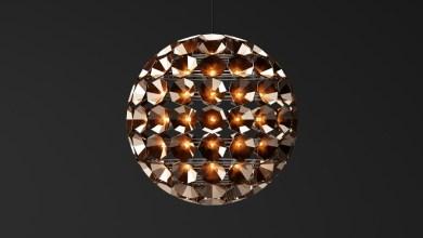 Photo of Gömb formájú lámpa 150 mécsesből