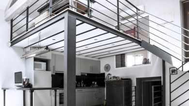 Photo of Régi papírgyár alakult át modern házzá