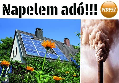 napelem-adó