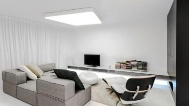 Photo of Modern és futurisztikus loft