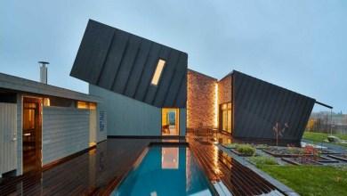 Photo of ZEB Pilot House Norvégiában a megújuló energia jegyében