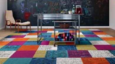 Photo of Patchwork szőnyegek egyedi dizájnnal