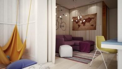 Photo of Kreatív szobák tinédzsereknek