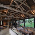 summerhouse-in-Chile-with-wood-burning-stove
